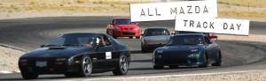 Los Angeles Mazda Track Day